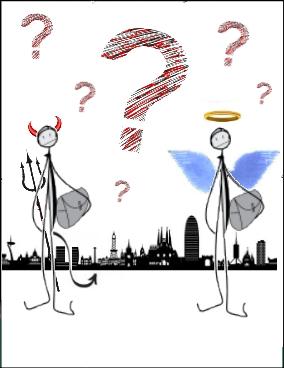 Angel and Daemon